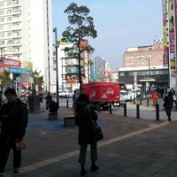 右向くと、千葉銀行があるので、そちらに向かって歩く。