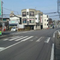 更に、2、3分歩くと、道場が見えて来ます。